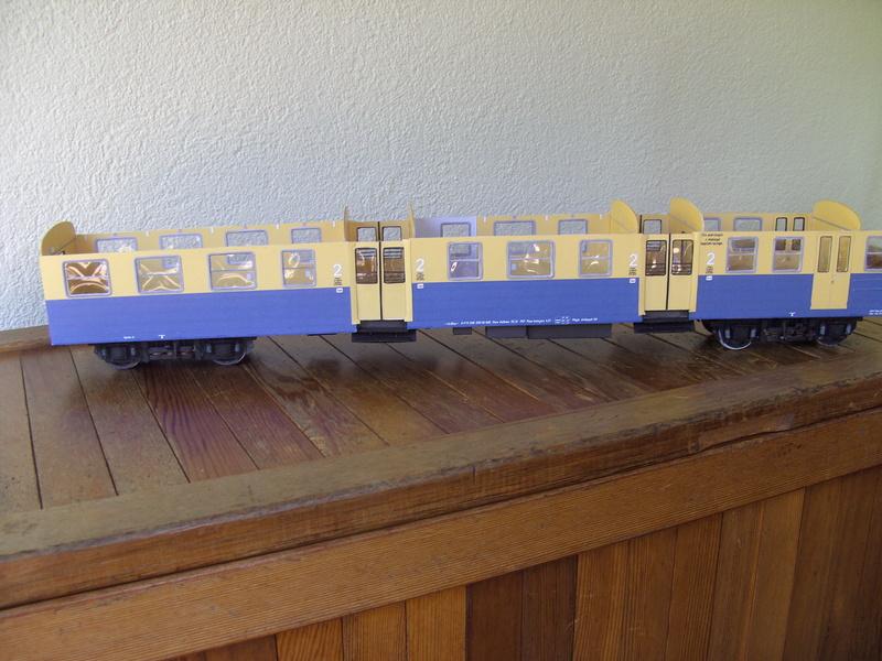 Fertig - Dreiteilige elektrische Triebeinheit - EN 57 gebaut von Holzkopf - Seite 2 Bild1849