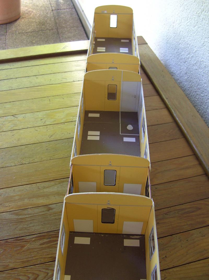 Fertig - Dreiteilige elektrische Triebeinheit - EN 57 gebaut von Holzkopf - Seite 2 Bild1854