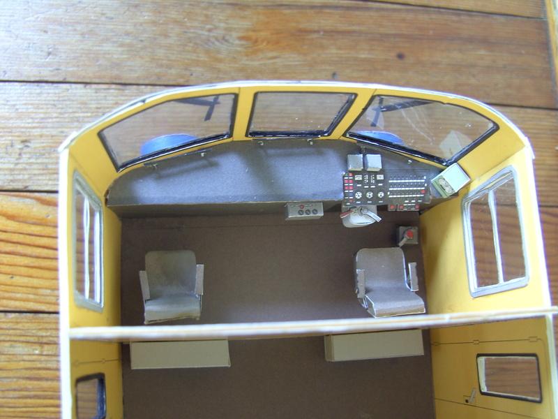 Fertig - Dreiteilige elektrische Triebeinheit - EN 57 gebaut von Holzkopf - Seite 2 Bild1874