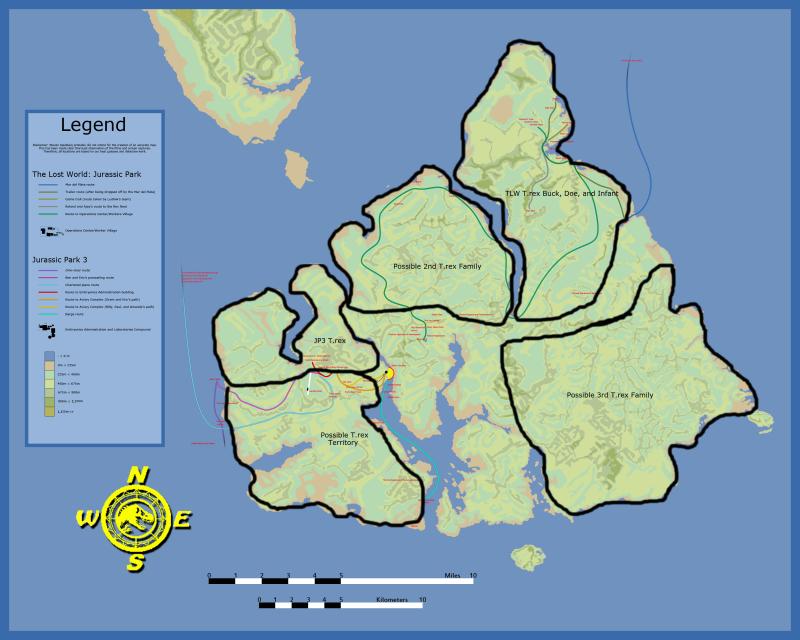 Isla Sorna Map Sorna_12