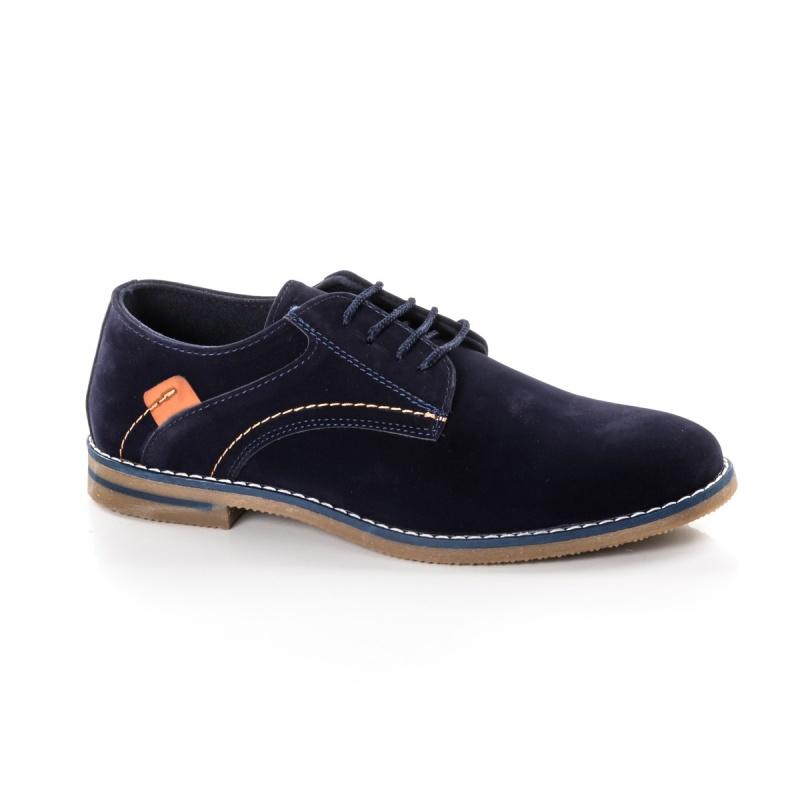 Pantofi barbati casual Modlet, bleumarin, din colectia Klaus Pantof18