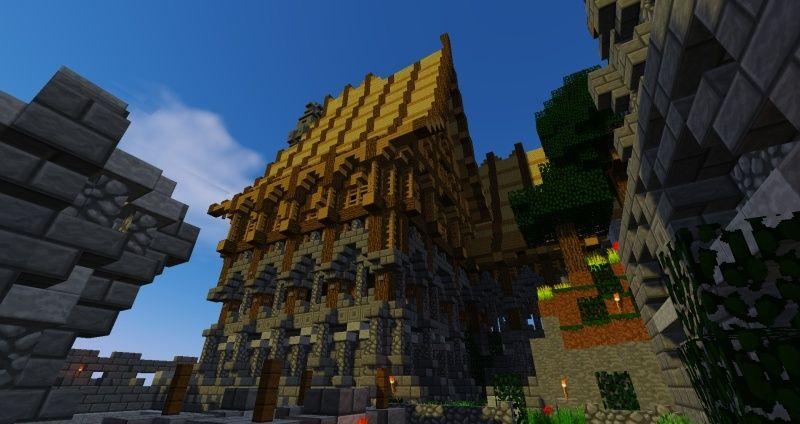 Celesta Cité Médiévale Fantastique Trafouli
