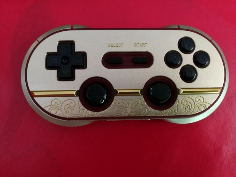 8Bitdo FC30 Pro 'Year of the Monkey Edition' Img_2019