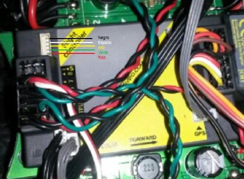 Instalando Telemetria 3DR Colore10