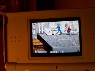 Test double dragon advance GBA  20180610