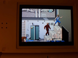 Test double dragon advance GBA  20180611