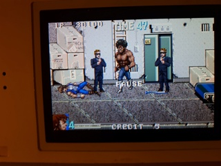 Test double dragon advance GBA  20180612