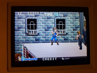 Test double dragon advance GBA  20180617