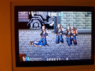 Test double dragon advance GBA  20180618