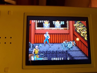 Test double dragon advance GBA  20180624