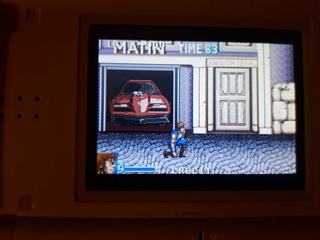 Test double dragon advance GBA  A_geno10