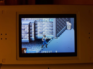 Test double dragon advance GBA  Chat10