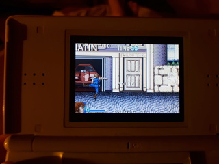 Test double dragon advance GBA  Coup_d16