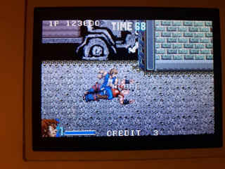 Test double dragon advance GBA  Par_te10