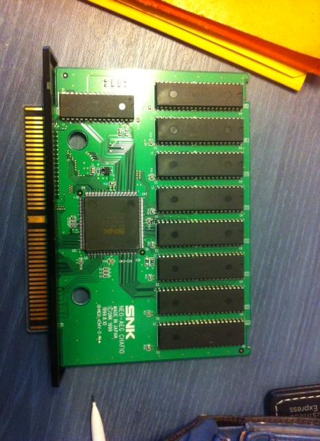 Photos plaques jeux AES Plaque11