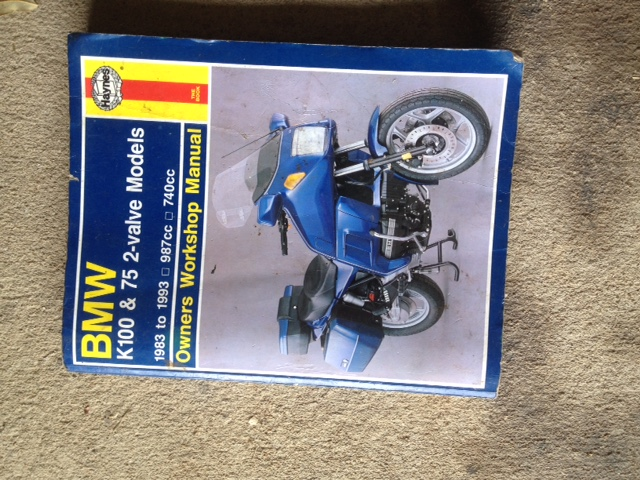 k1100 & k100  parts Img_0815