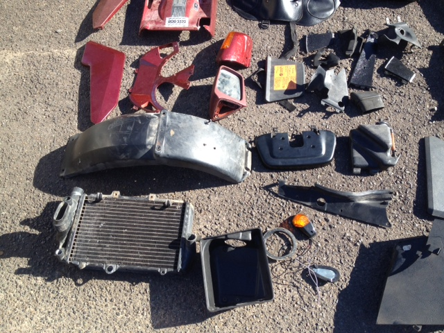k1100 & k100  parts Img_0844