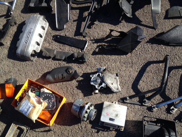k1100 & k100  parts Img_0850