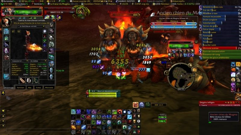 Mon interface wow Wow_2010