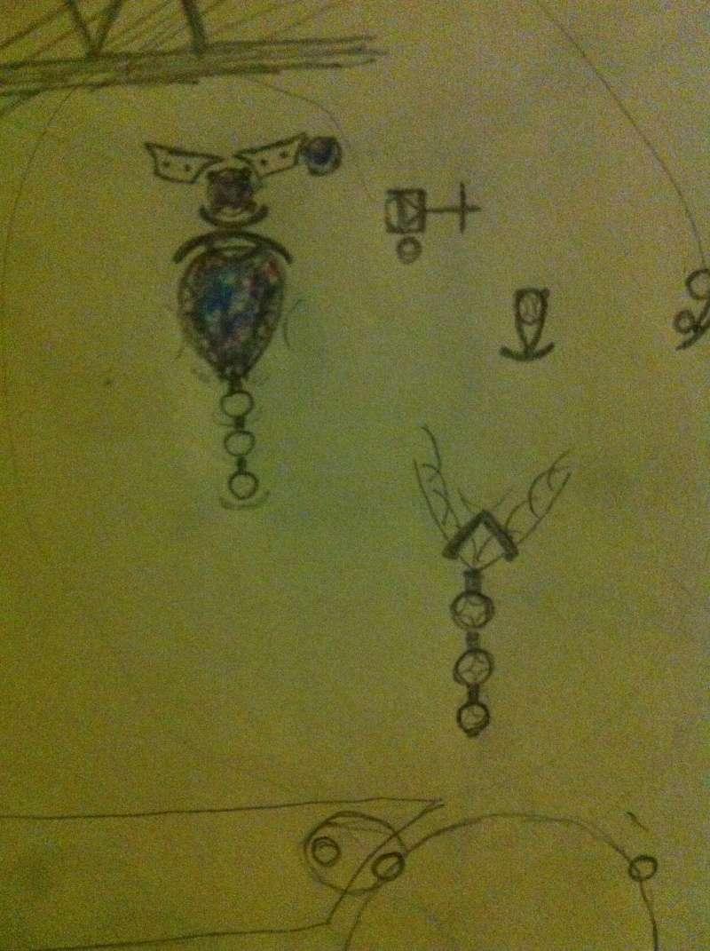 collier d'amethyste 20160619