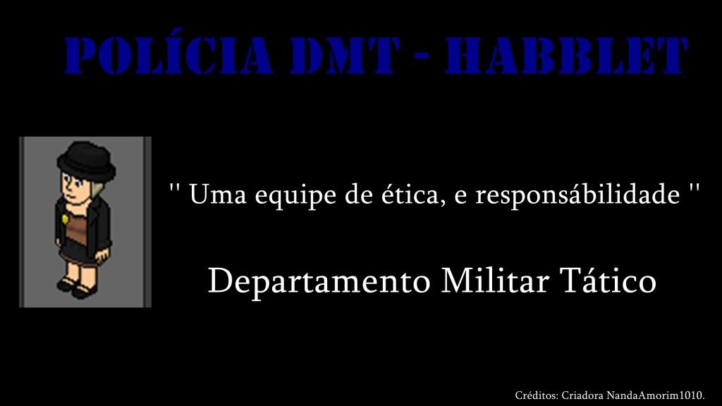 Polícia DMT - Habblet