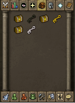 New shop/items: Caskets & keys! [Update] Keyinv10