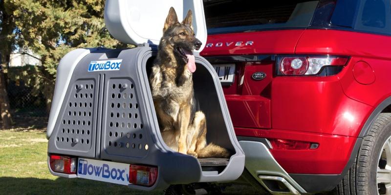 Les règles d'or d'un bon voyage avec son chien. - Page 3 Portap10