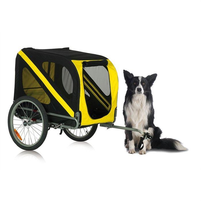Propriétaires de chien sans voiture / permis ? Remorq10
