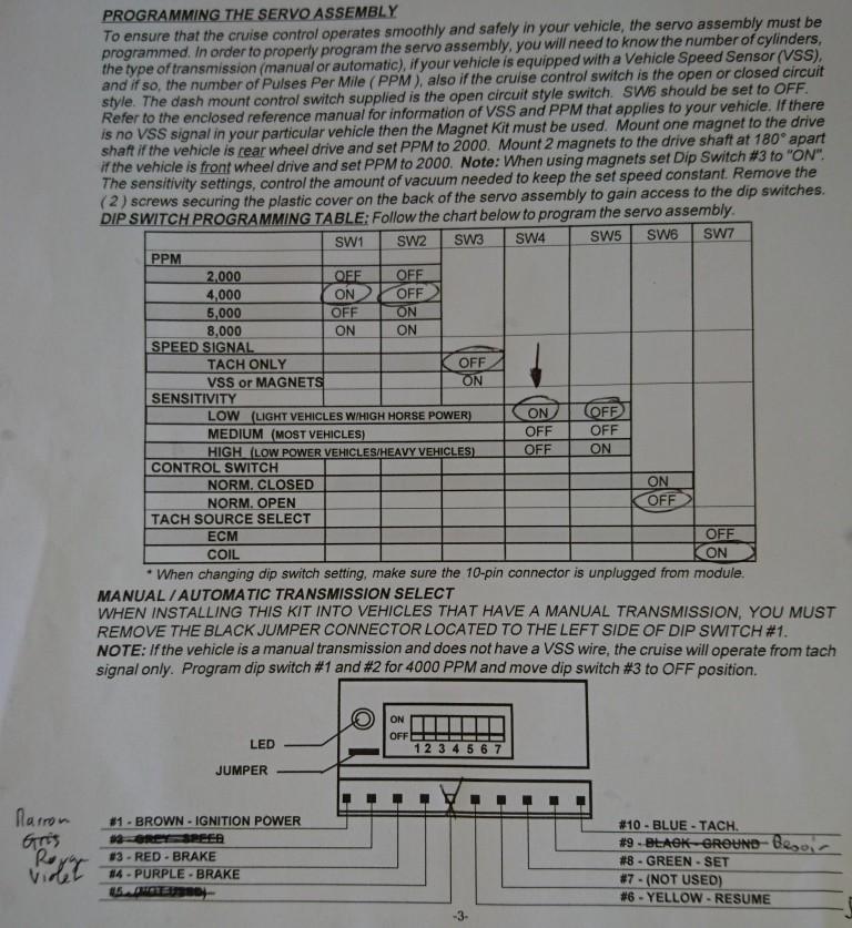 Installation d'un Régulateur de Vitesse sur FJR 1300 (TUTO). - Page 2 710