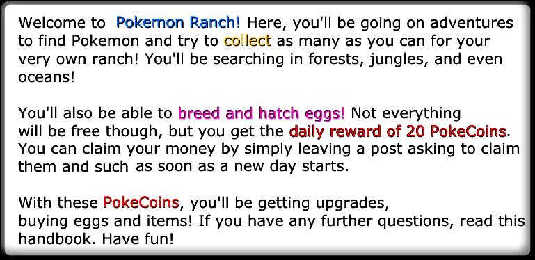 ~ Pokemon Ranch! ~ (2.0) Notif113