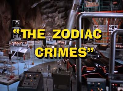 """Batman episode called """"The Zodiac Crimes"""" Zodiba10"""