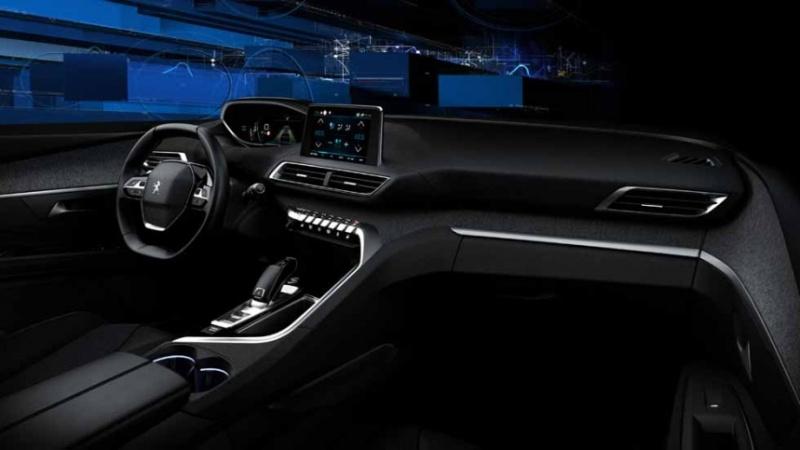 Nuevo Peugeot 3008 2016, nos sentamos en su interior Articl10