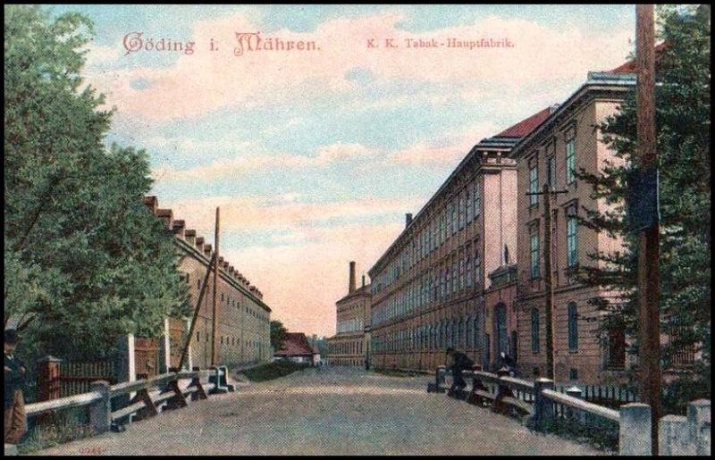 Plomb de scelle de la fabrique de tabacs de Göding (Hodonín ). Image10