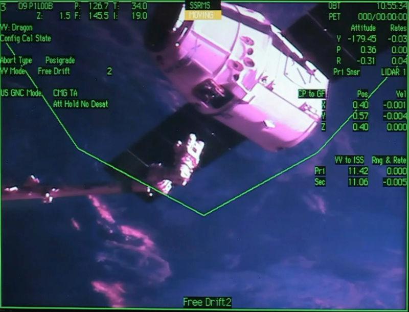 Lancement Falcon 9 / CRS-9 le 18 juillet 2016 CCAFS - Page 4 210