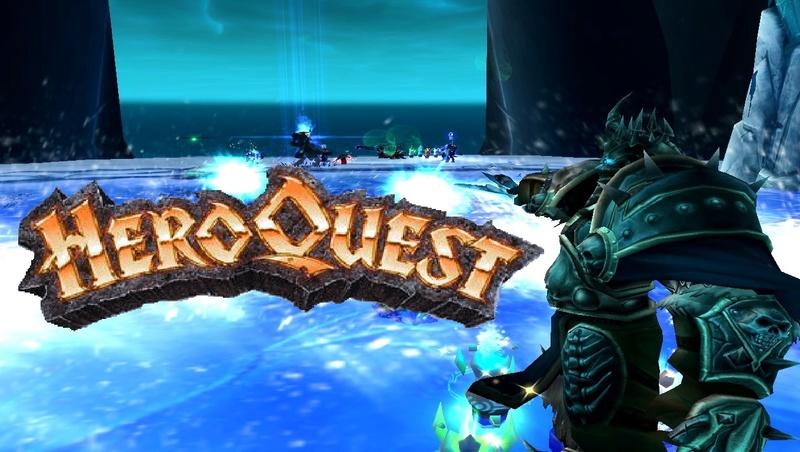 Hero Quest WoWRean