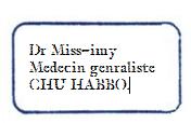 Rapport RP MINOUCHE61 [CHU] Tampon12