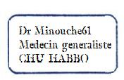 [CHU] Rapport RP [Minouche61] Tampon14