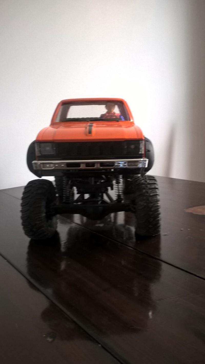 Mon SCX10 en cours de préparation Wp_20110