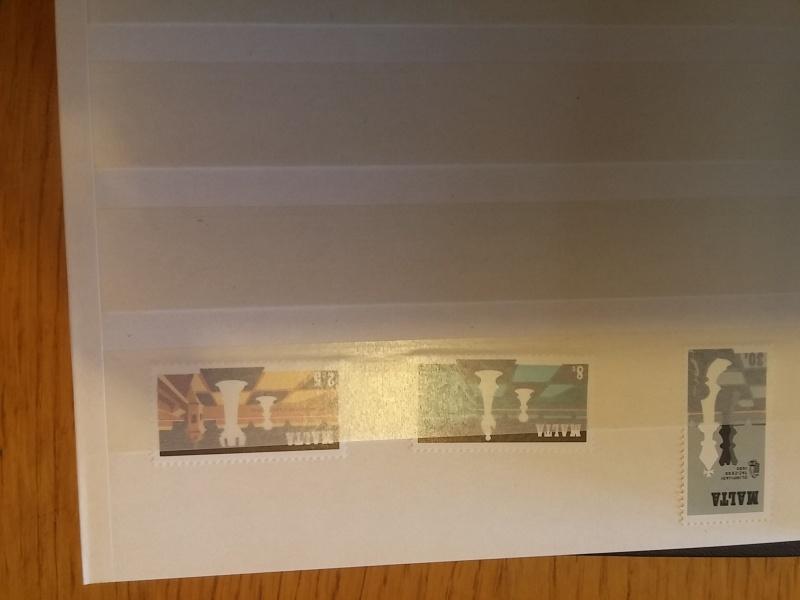 Briefmarkensammlung aus Malta 20160633