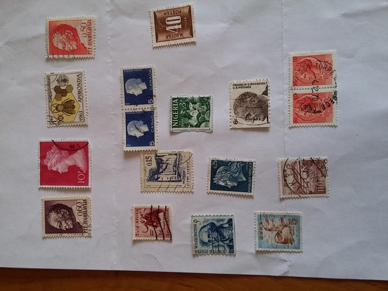 Wertschätzung von Briefmarken 20160641