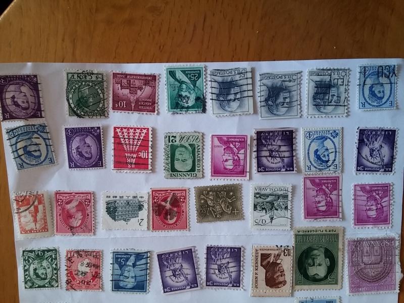 Wertschätzung von Briefmarken 20160642