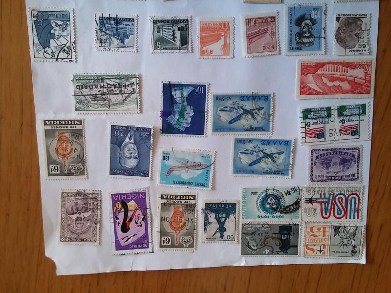 Wertschätzung von Briefmarken 20160643