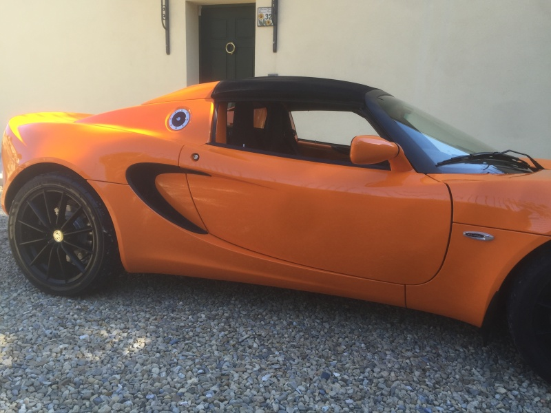 2010 Elise Chrome Orange 1810
