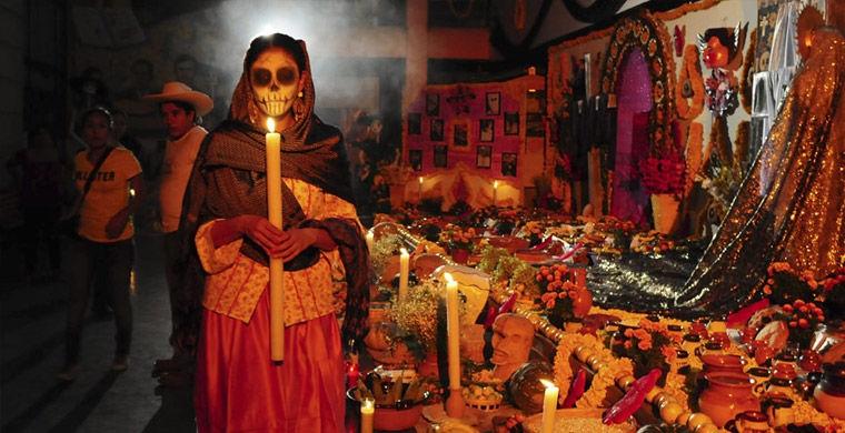 День мертвых в Мексике 10