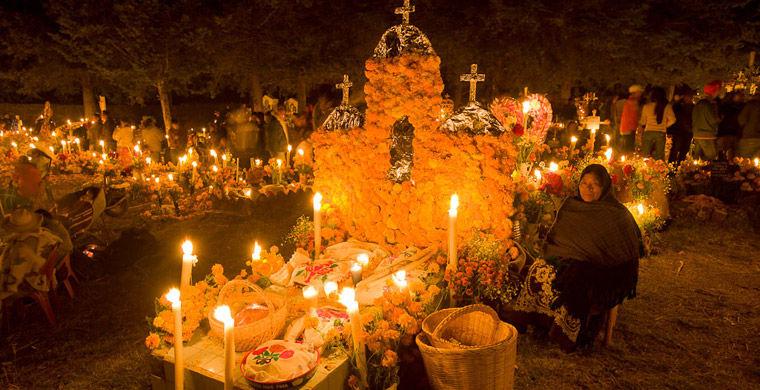 День мертвых в Мексике 110
