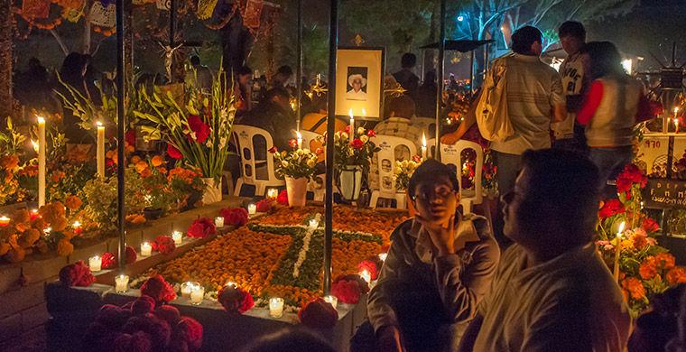 День мертвых в Мексике 210