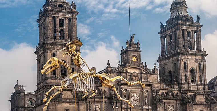 День мертвых в Мексике 510