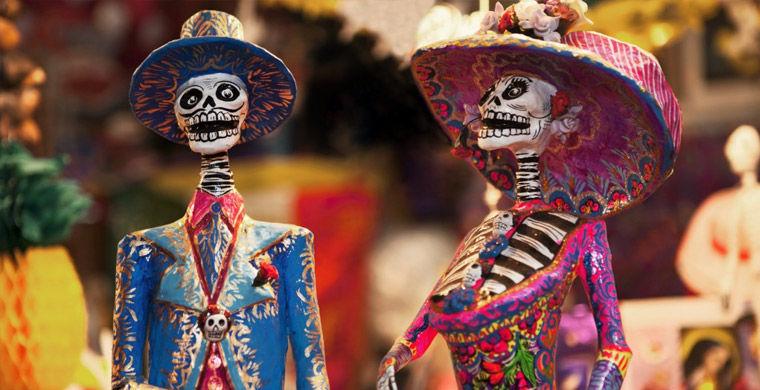 День мертвых в Мексике 610