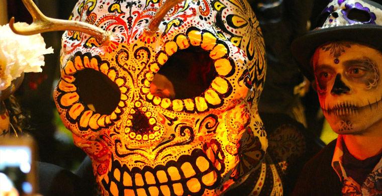 День мертвых в Мексике 810