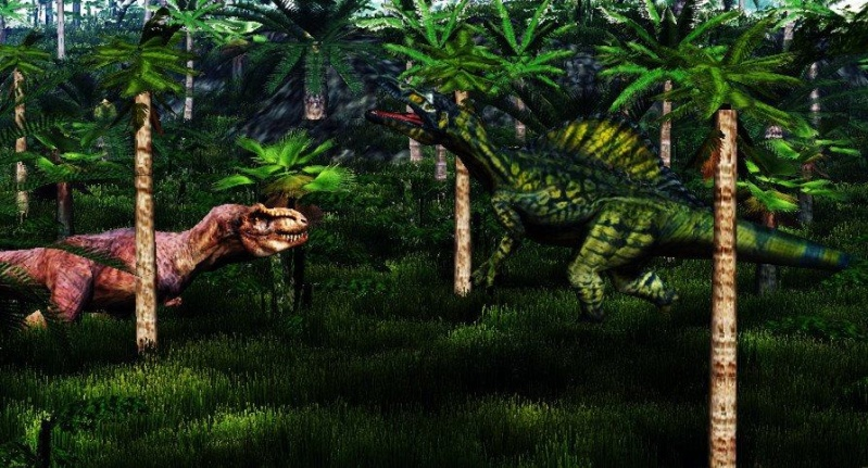 My Jpog Dino Skin 11050110